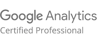Freelance certifié Google Analytics