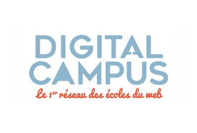 Logo Digital Campus Rennes